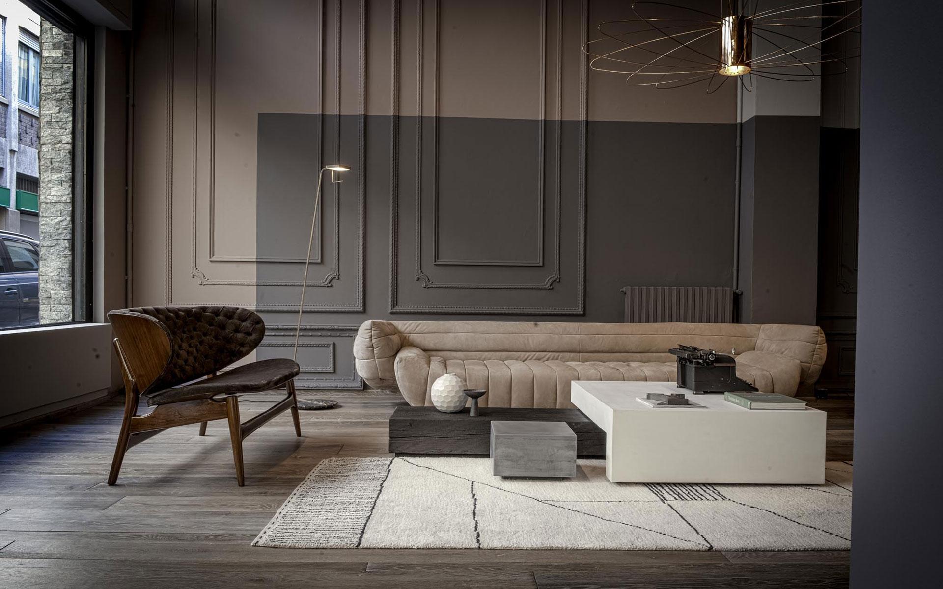 布艺沙发品牌_[ 海居汇 ] 意大利 Baxter DALMA 扶手椅 / 海外代购 / 欧洲代购