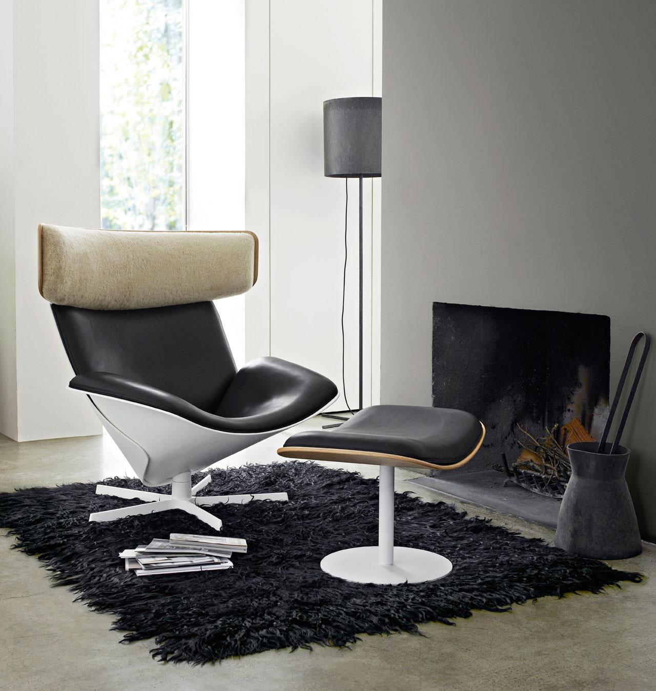 Almora 椅子 B Amp B Italia 海居汇 意大利家具代购 海外家居代购 进口家具代购