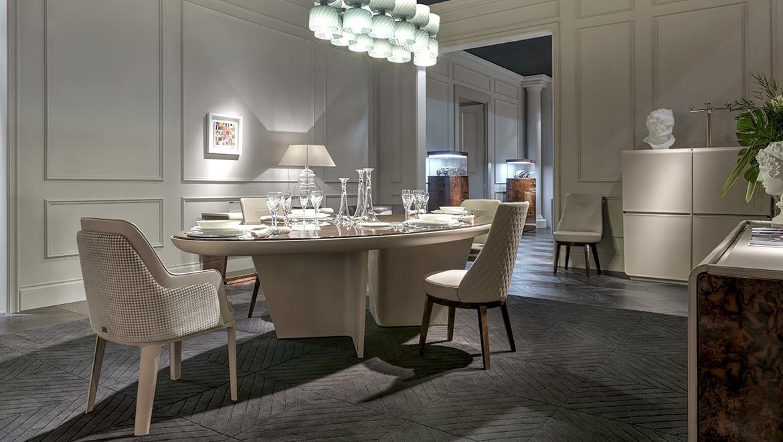 Kendal 椅子 意大利 Bentley Home 海居汇 进口家具代购 海外家具代购 欧洲家具代购