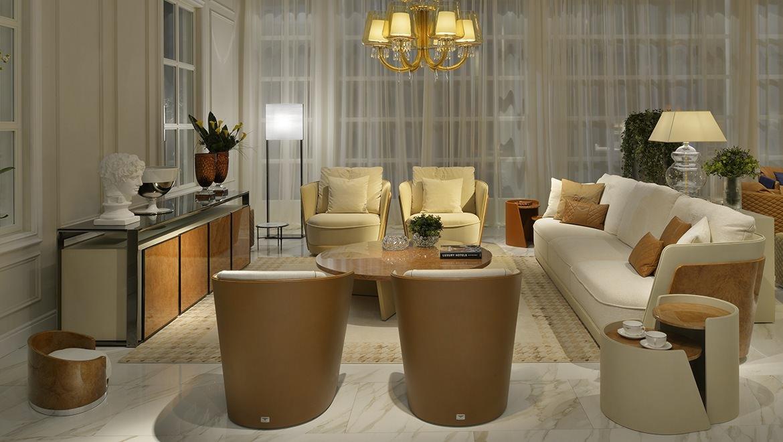 Richmond 沙发 意大利 Bentley Home 海居汇 进口家具代购 海外家具代购 欧洲家具代购