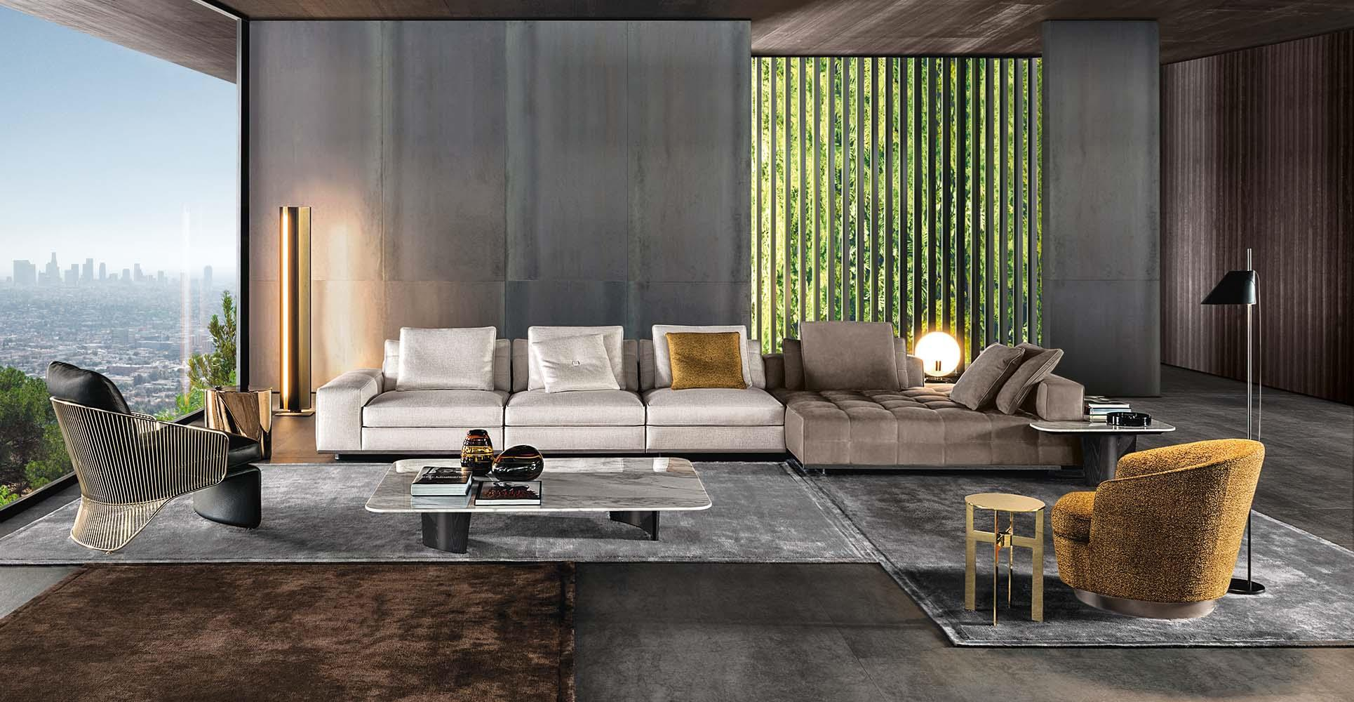 Minotti Lawrence Sofa 海居汇